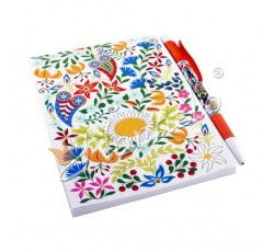 Zestaw notes T podhale kwiaty
