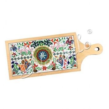 Deska dekoracyjna podhale rozeta