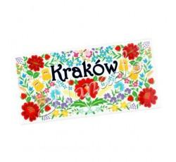 Dekor krakowskie kwiaty KRAKÓW