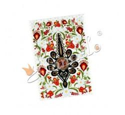 Magnes podhalańska parzenica w kwiatach