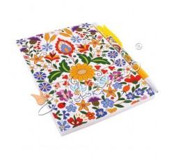 Zestaw notes T kociewskie kwiaty