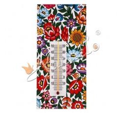 Termometr zalipiańskie kwiaty