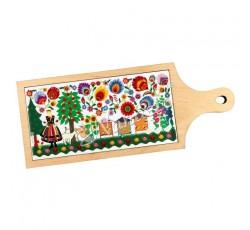 Deska dekoracyjna łowicka kodra ule
